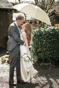 Annemarie Juhlian, South Sound Wedding Officiant and Minister - beautiful bride and groom - contact