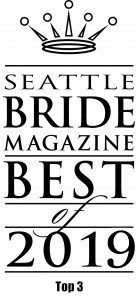 Seattle Bride Best of 2019 - Annemarie Juhlian - Wedding Officiant and Non-Denominational Minister